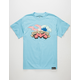 PINK DOLPHIN Inner Vibes Mens T-Shirt