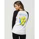 VANS x Toy Story The Claw Womens Raglan Tee