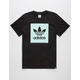 ADIDAS Blackbird Mens T-Shirt