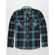 O'NEILL Superfleece Glacier Mens Flannel Shirt
