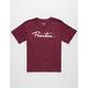 PRIMITIVE Nuevo Script Boys T-Shirt