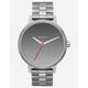 NIXON Kensington Silver Watch