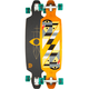 GOLDCOAST Serpentagram Longboard