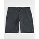RVCA Traditions Mens Hybrid Shorts