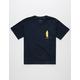 BLUE CROWN Bob Boys T-Shirt