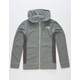 THE NORTH FACE Glacier Full Zip Boys Hoodie