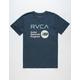 RVCA Two Color ANP Mens T-Shirt