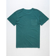 RVCA PTC 2 Pigment Mens Pocket Tee