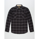 BURTON Brighton Mens Flannel Shirt
