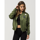 YOUNG & RECKLESS Admiral Womens Bomber Jacket