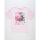 YOUNG & RECKLESS Pacific Palms Boys T-Shirt