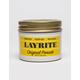 LAYRITE Original Pomade (4.25oz)