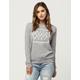 RVCA Type Box Womens Sweatshirt