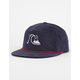 QUIKSILVER Lil Rope Tow Boys Snapback Hat