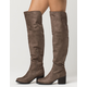 BAMBOO Over The Knee Womens Boots