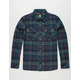 HIPPYTREE Watson Mens Flannel Shirt