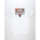 VANS Retro Triangle Mens T-Shirt