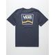 VANS Side Striped Boys T-Shirt