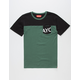 ASPHALT YACHT CLUB Block Boys Pocket Tee