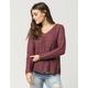 FULL TILT Nubby Knit Womens Sweater