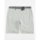 VALOR Tidal Stripe Mens Hybrid Shorts