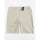 VALOR Tidal Stripe Mens Hybrid Shorts