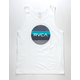 RVCA Session Motors Mens Tank