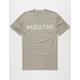 DILASCIA Adulting Mens T-Shirt