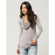 FREE PEOPLE Cosmo Cowl Womens Top