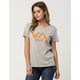 RVCA VA Ball Point Womens Tee