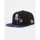 RIOT SOCIETY Galaxy Panda Bubbles Boys Snapback Hat
