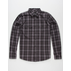 HURLEY Unite Mens Flannel Shirt