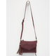 VIOLET RAY Leanna Tassel Crossbody Bag