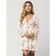 TAYLOR & SAGE Floral Lace Dress