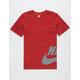 NIKE SB Wrap Around Logo Boys T-Shirt