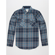ELEMENT Hawkins Mens Flannel Shirt