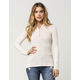 OTHERS FOLLOW Lace Womens Thermal Henley