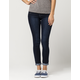ZCO Roll Cuff Womens Skinny Jeans
