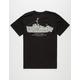 ROARK REVIVAL Pretty Girl Mens T-Shirt