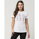 HURLEY Stacked Womens Tee
