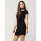 SOCIALITE Knot Front Dress