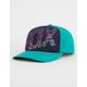 FOX Shaded Womens Snapback Hat