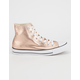 CONVERSE Chuck Taylor All Star Hi Metallic Womens Shoes