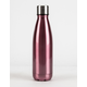 Rose Gold Water Bottle