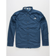 THE NORTH FACE Fort Point Reversible Mens Flannel Jacket