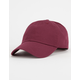 Solid Twill Dad Hat