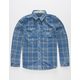 O'NEILL Superfleece Glacier Boys Flannel Shirt