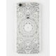 AUDIOLOGY Glow In The Dark Mandala iPhone 6 6S Case