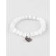 FULL TILT I Love You Beaded Bracelet