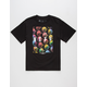 NEFF Rosewood Boys T-Shirt